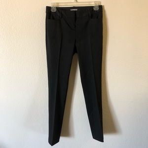 "NWOT Express ""Columnist"" Straight Leg Dress Pants"